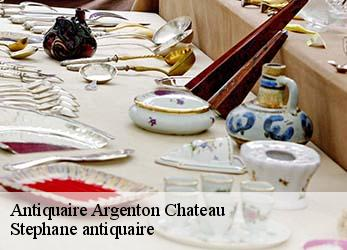 Antiquaire  argenton-chateau-79150 Stephane antiquaire
