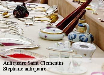 Antiquaire  saint-clementin-79150 Stephane antiquaire